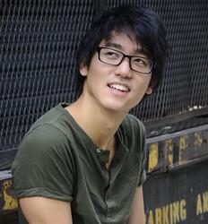 Guitarist Keisuke Matsuno