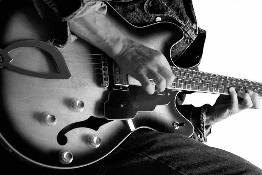 learn guitar improvisation