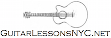 Guitar Lessons NYC